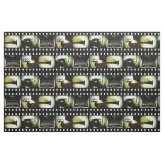 Vintage Film Fabric