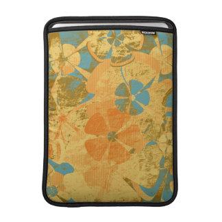 Vintage Floral Fashion Macbook Air Sleeve For MacBook Air