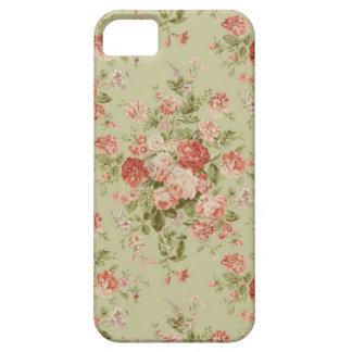 Vintage Floral iPhone 5 Case-Mate Case