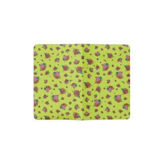 Vintage Floral mini notebook