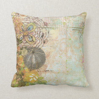 vintage,flowers,pattern,floral,background,collage, cushion