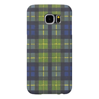 Vintage Football Seattle Blue Green Team Colors Samsung Galaxy S6 Cases