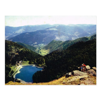 Vintage France, Haut Vosges Postcard