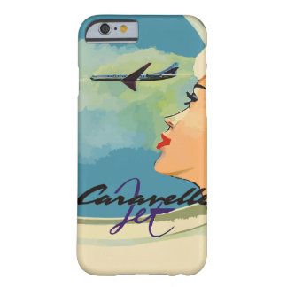Vintage french ads (Caravelle jet) Barely There iPhone 6 Case