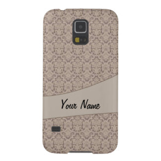 Vintage French background C2 Galaxy S5 Cover