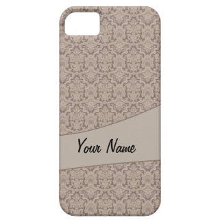 Vintage French background C2 iPhone 5 Covers