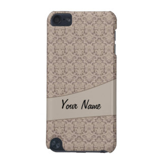 Vintage French background C2 iPod Touch 5G Case