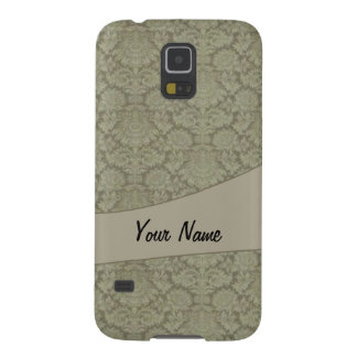 Vintage French background Galaxy S5 Cases