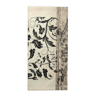 Vintage French Country Vines American MoJo Napkins