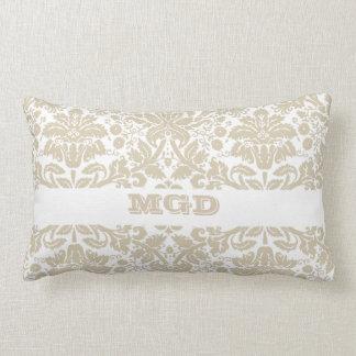 Vintage french floral art nouveau pattern cushions