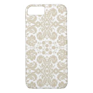 Vintage french floral art nouveau pattern iPhone 7 case