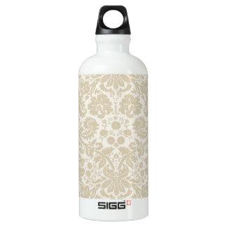 Vintage french floral art nouveau pattern SIGG traveller 0.6L water bottle