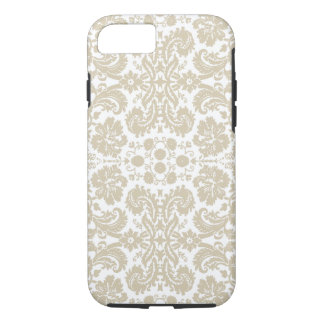 Vintage French floral inspired art nouveau iPhone 7 Case