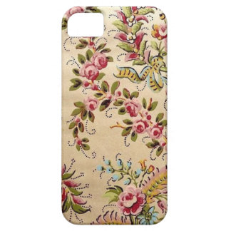 Vintage French Pochoir Rose iPhone Case iPhone 5 Case