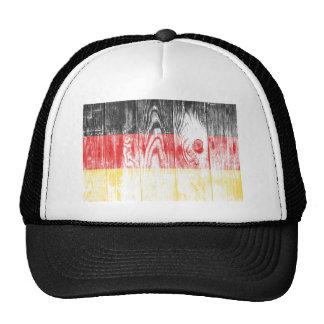 Vintage Germany national flag Cap Trucker Hats