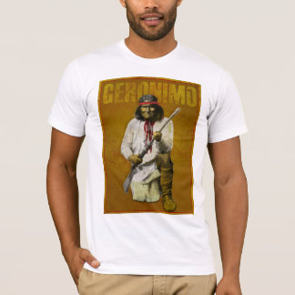 Vintage Geronimo - Apache Indian T-Shirt