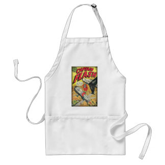 Vintage Golden Age Comic Book Standard Apron
