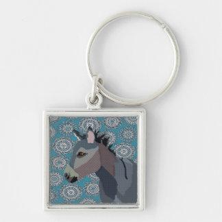 Vintage Grey's Donkey Keychain