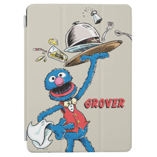 Vintage Grover the Waiter iPad Air Cover