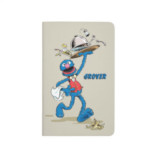 Vintage Grover the Waiter Journals