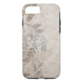 Vintage Grungy Foliage iPhone 8/7 Case