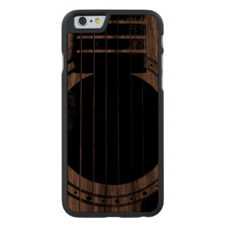 Vintage Guitar Carved® Walnut iPhone 6 Slim Case