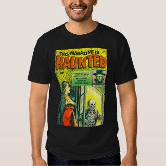 Vintage Halloween Comic Book Tees