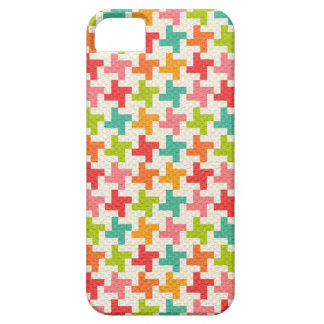 Vintage Houndstooth iPhone5 iPhone 5 Covers