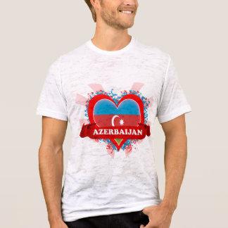 Vintage I Love Azerbaijan T-Shirt