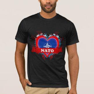 Vintage I Love Nato T-Shirt