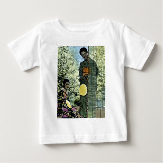Vintage Japanese Modern Maidens Baby T-Shirt