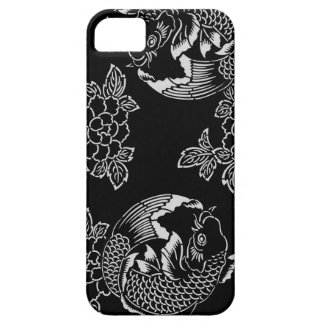 Vintage Japanese Tattoo Koi(Carp) Barely There iPhone 5 Case