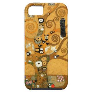 "Vintage Klimt ""Tree of Life"" iPhone 5 Case"