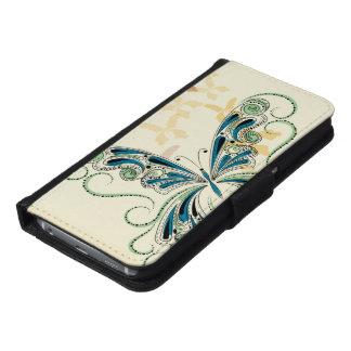 Vintage Lace Samsung Galaxy S6 Wallet Case