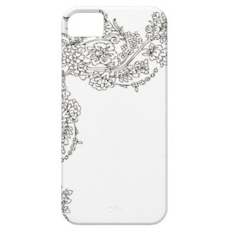 Vintage Lace Tattoo Look Barely There iPhone 5 Case