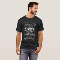 Vintage Limited 1957 Edition - 60th Birthday Gift T-Shirt