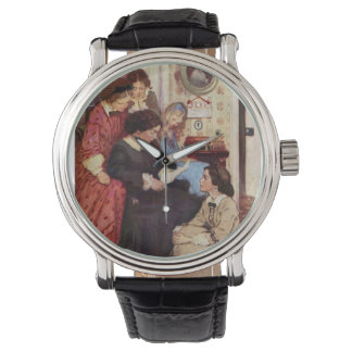 Vintage Little Women Watch