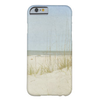 Vintage Look Beach Scene Florida Barely There iPhone 6 Case