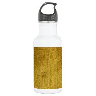 Vintage-Look gold used 532 Ml Water Bottle