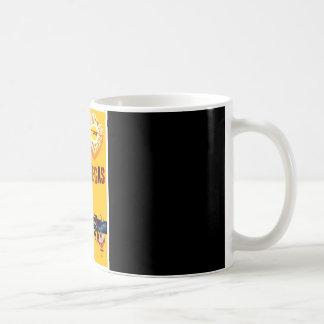 Vintage Los Vegas image, mug