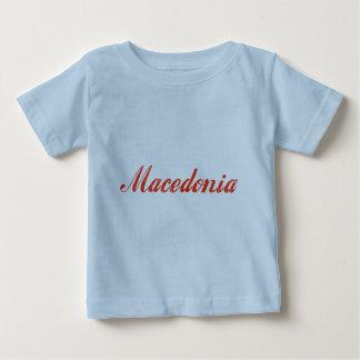 Vintage Macedonia Baby T-Shirt