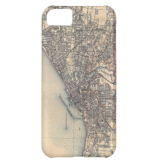 Vintage Map of Cleveland (1904) iPhone 5C Case