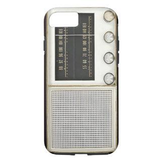 Vintage Metal Radio iPhone 8/7 Case