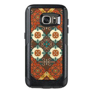 Vintage mosaic talavera ornament OtterBox samsung galaxy s7 case