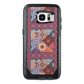 Vintage mosaic talavera ornament OtterBox samsung galaxy s7 edge case