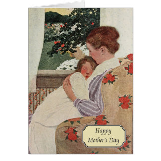Vintage Mother's Day by Ethel Franklin Betts Card