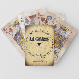 VINTAGE OKIPE PLAYING CARDS