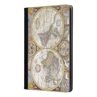 Vintage old world and Antique Maps