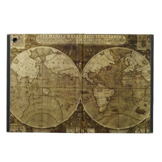 Vintage old world Map Case For iPad Air