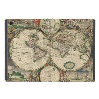 Vintage Old World Map iPad Mini Cases